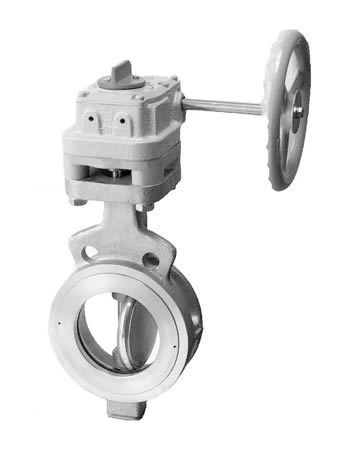 Farmerette Cheese Crab Meat - Double Offset Butterfly Valves