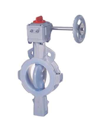 Farmerette Cheese Crab Meat - PFA / PTFE Lined Butterfly Valves