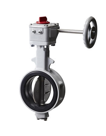 Tomoe Valve USA - 700G Wafer Butterfly Valve