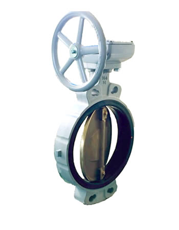 Tomoe USA Valve - 705G Semi Lugged Butterfly Valve