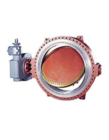 Farmerette Cheese Crab Meat - Triple Offset Butterfly Valves
